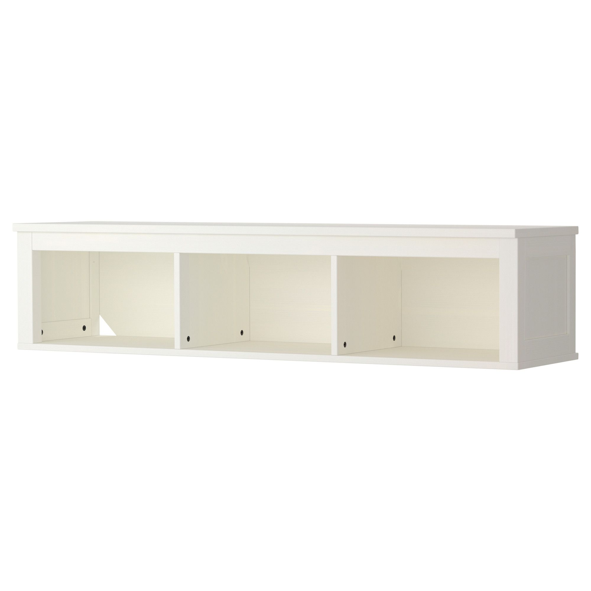 HEMNES Estante pared/puente - blanco - IKEA | Decoración | Pinterest ...