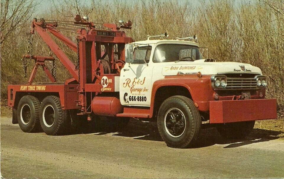Old School Towing And Auto Transporter Insurance Www