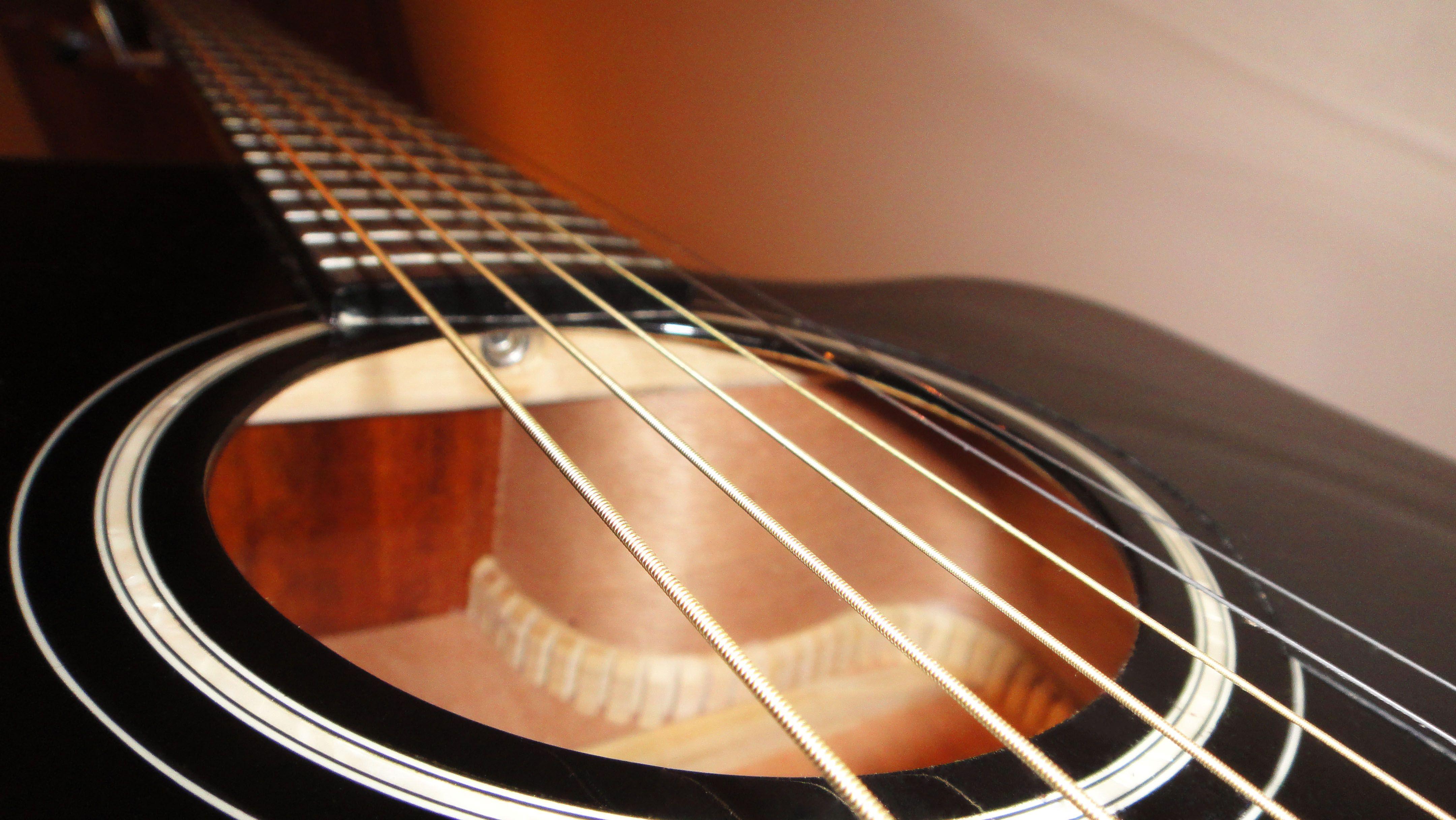 Guitar Sound Hole Guitar Music Instruments Instruments