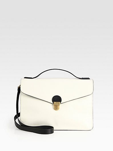 Marc by Marc Jacobs - Top Chicret Top Handle Bag - Saks.com