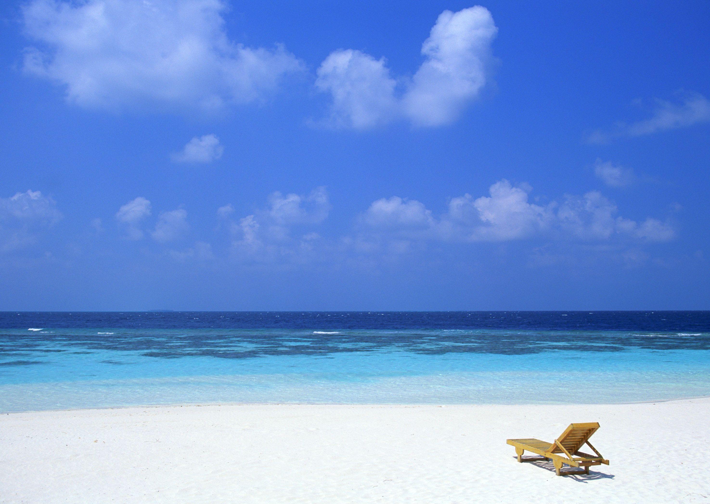 Caribbean Beach Desktop Wallpaper | waves desktop free ...