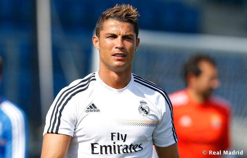 60 Cristiano Ronaldo Hairstyle From Year To Year Ronaldo