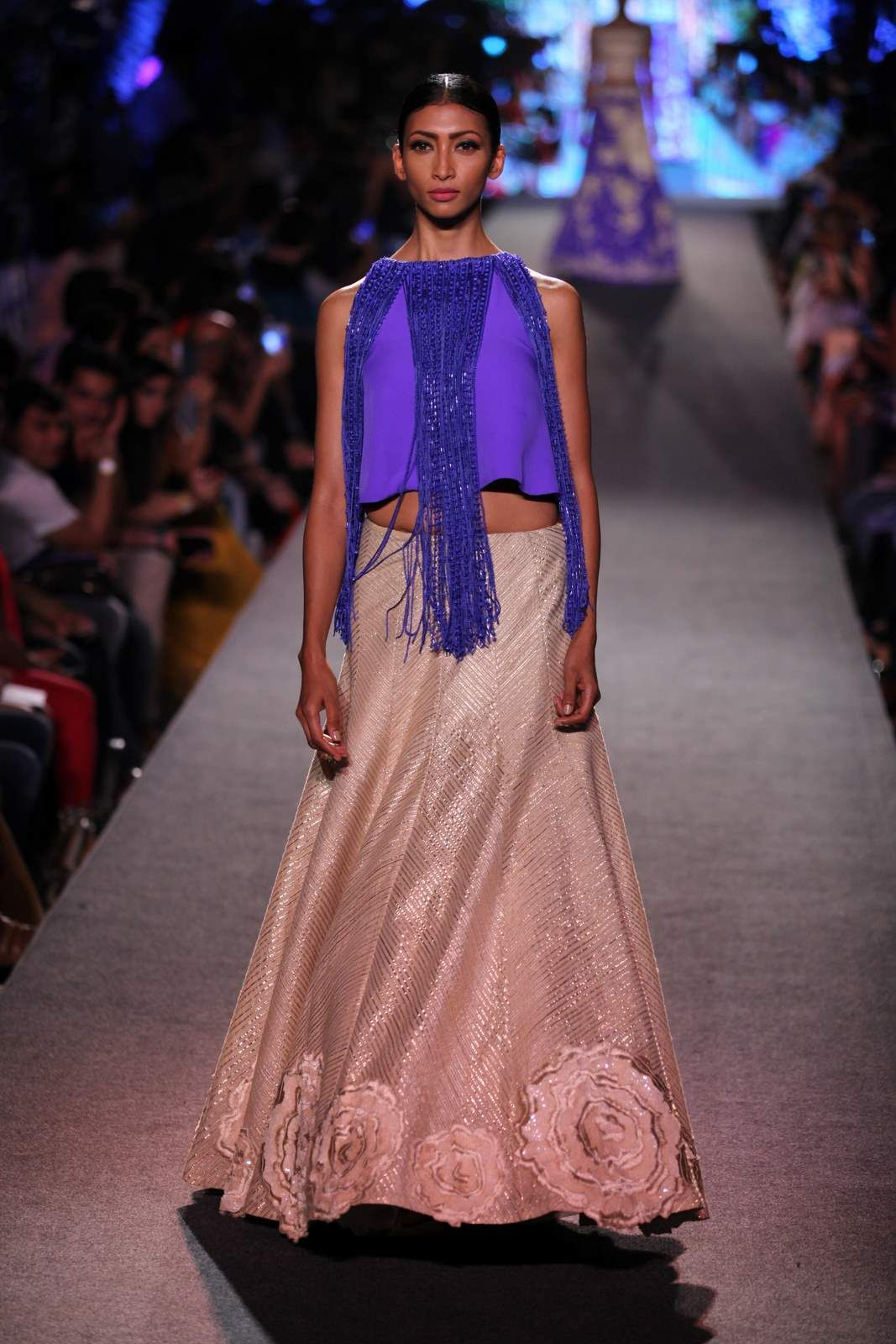 Manish malhotra supported a global campaign aimed to empower young