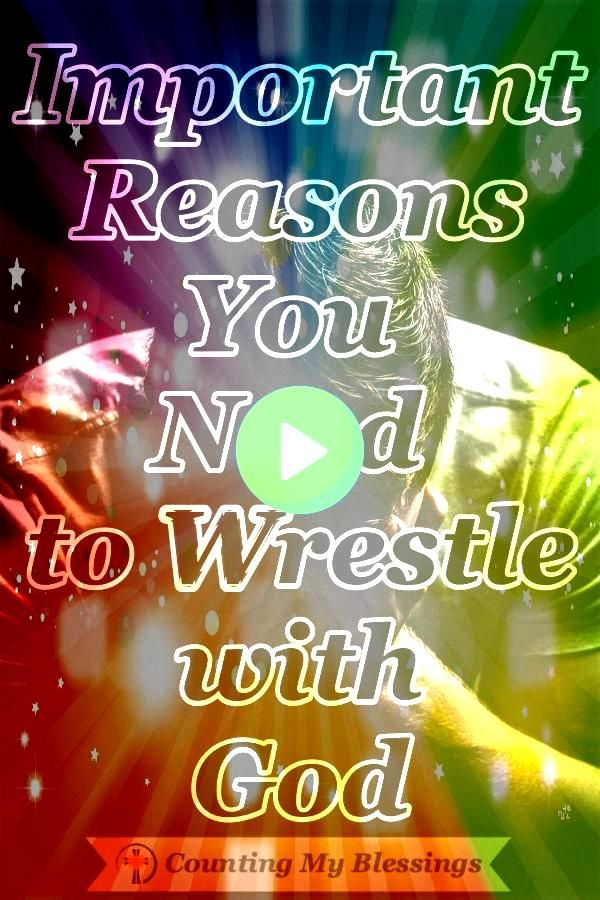 2m Ive learned that when I wrestle with God in prayer Im left with a limp but more importantly I leave blessed Id love to tell you about itIve learned that when I wrestle...