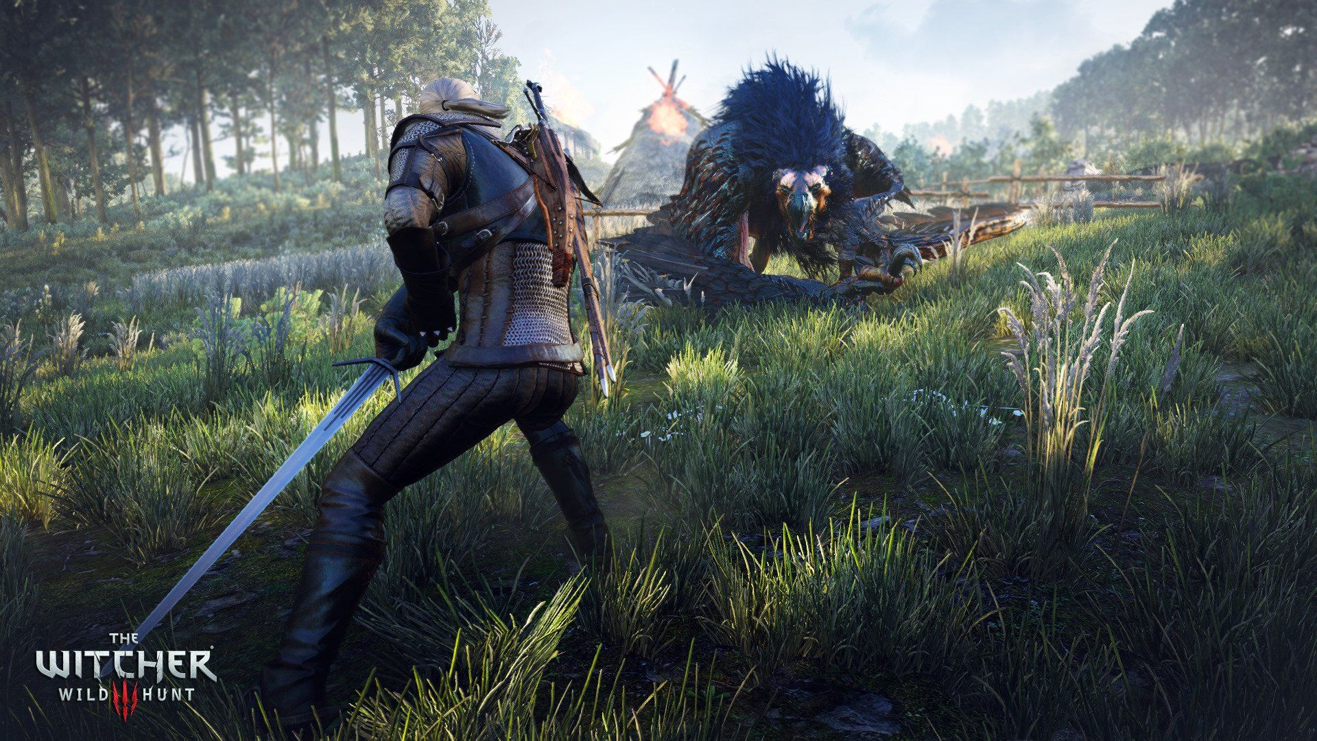 Video Game The Witcher 3 Wild Hunt The Witcher Wallpaper