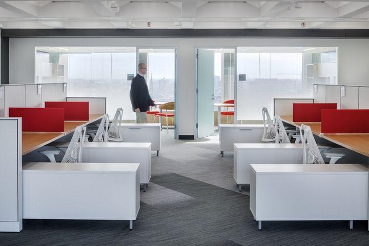northeastern university offices by stantec boston massachusetts