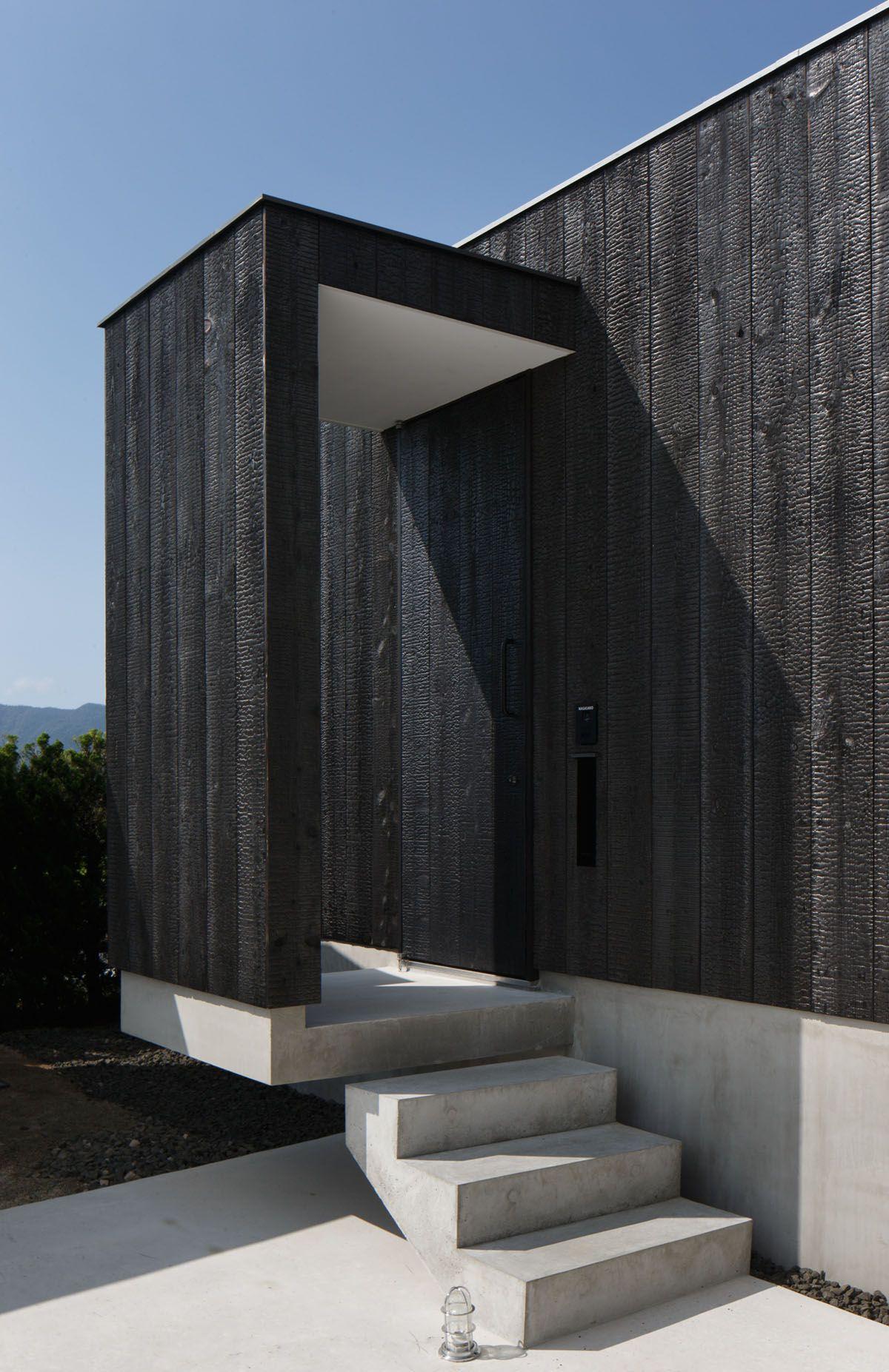 Ziegelhaus design außen projekt