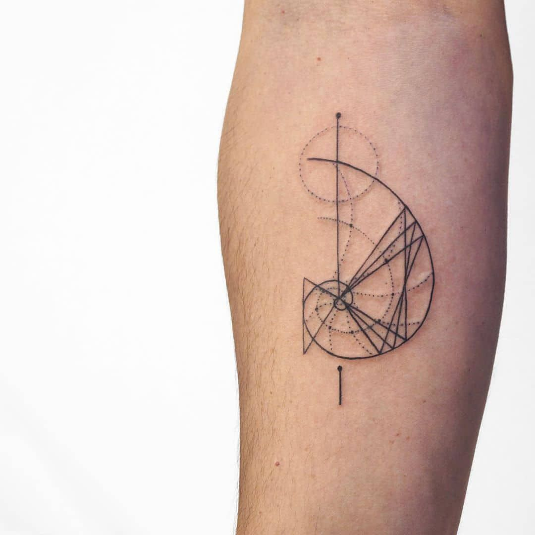 41+ Amazing Golden ratio tattoo meaning image HD