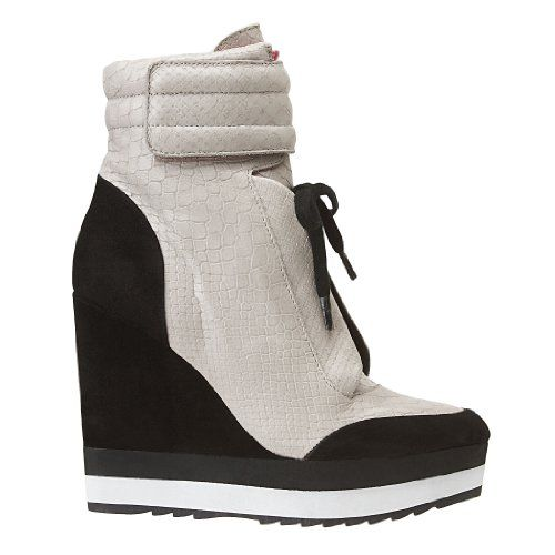 Boutique 9 Women's Whispers Wedge Sneaker in Light Gray / Black Size 8 Boutique 9, To buy Just CLICK on AMAZON right HERE http://www.amazon.com/dp/B00HZSKNXY/ref=cm_sw_r_pi_dp_bZ9.sb0QYEB7WVXN