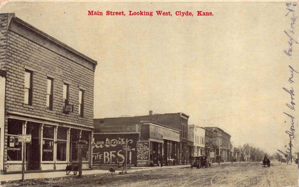 Main Street Kansas: Museum in Concordia preserves history