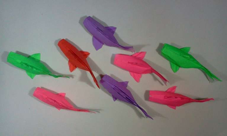 Luxury Origami Koi Sipho Mabona Best Photos For World Pinterest