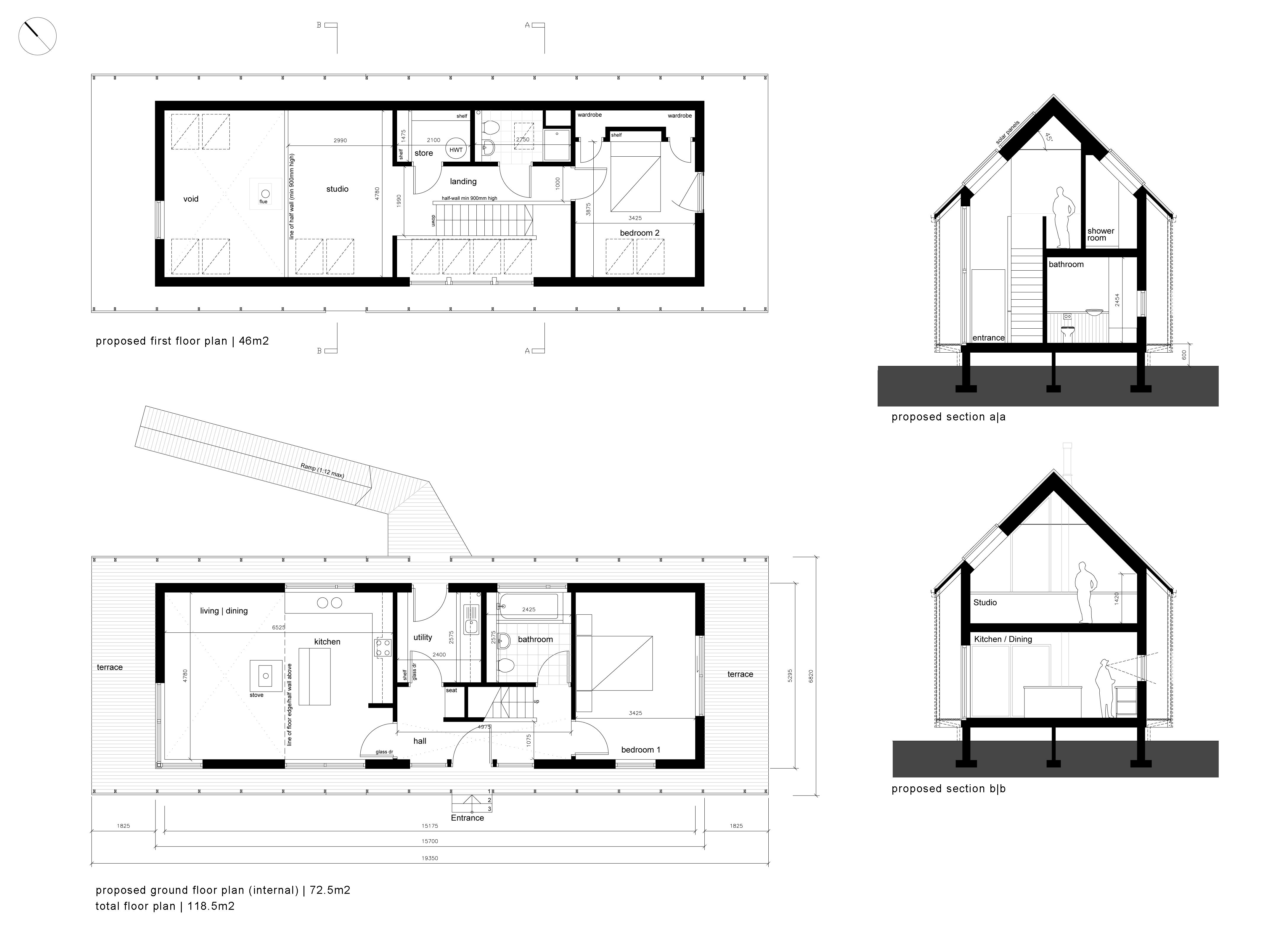Pin By Pawe Grodniewicz On Floor Plans