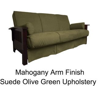 brendan perfect sit  u0026 sleep mission style pillow top full sofa bed   overstock  brendan perfect sit  u0026 sleep mission style pillow top full sofa bed      rh   pinterest