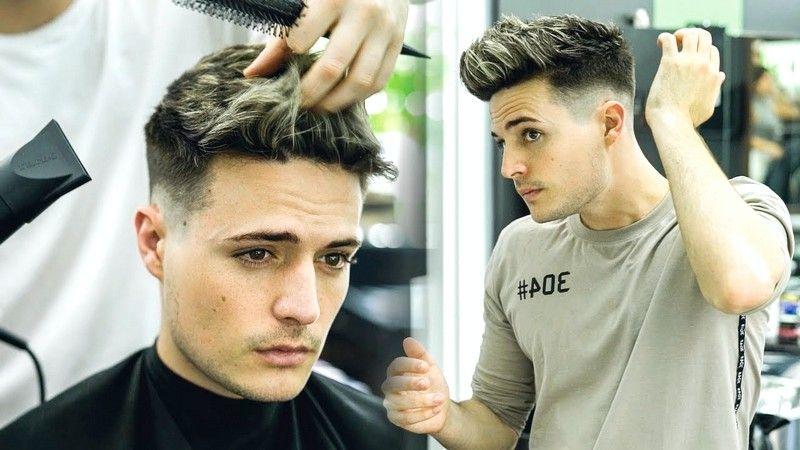 Men S Quiff Hairstyle Youtube In 2020 Quiff Haircut Quiff Hairstyles Mens Quiff