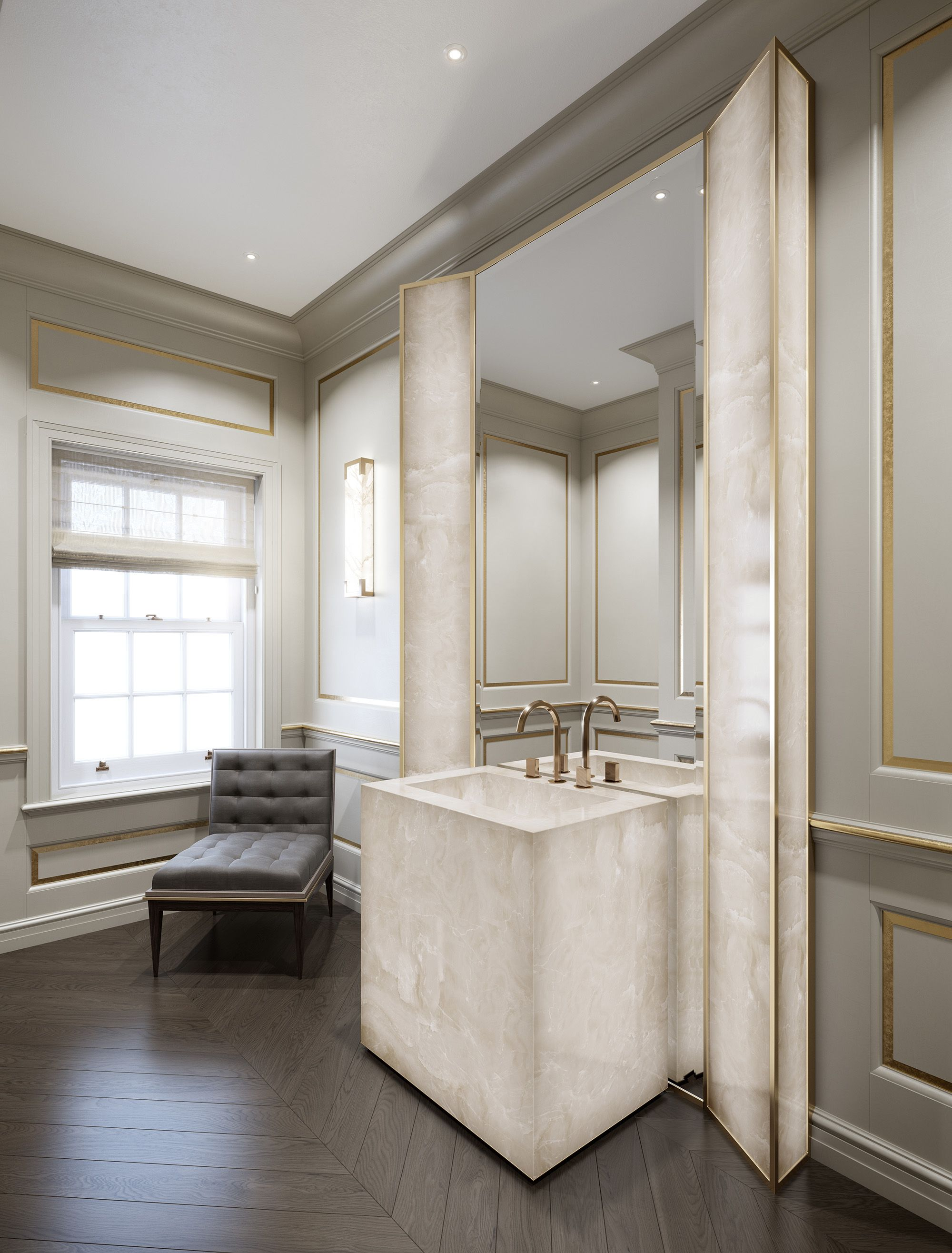 Interior design of bathroom arcmedia cgi of laura hammett interior design  interior design
