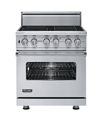 New Viking Commercial Electric Range