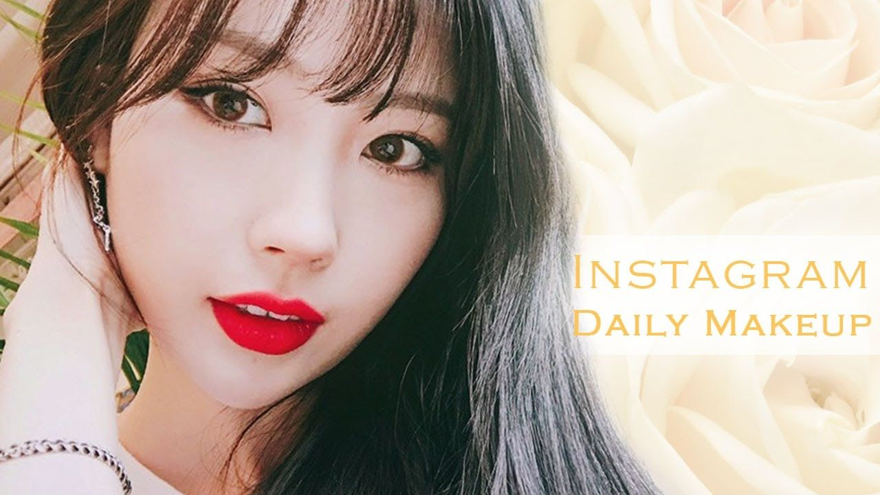 Instagram daily makeup tutorial makeup forever lipstick l risabae instagram daily makeup tutorial makeup forever lipstick l risabae makeup baditri Image collections