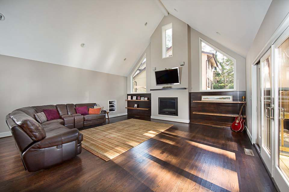 What Do You Think Of This Large Family Room Addition For Added