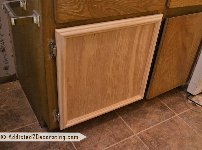 How To Make Cabinet Doors