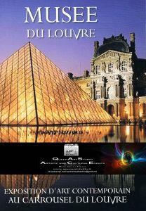 Comunicato Stampa: L'arte di Antonio Santucci sarà esposta al Louvre