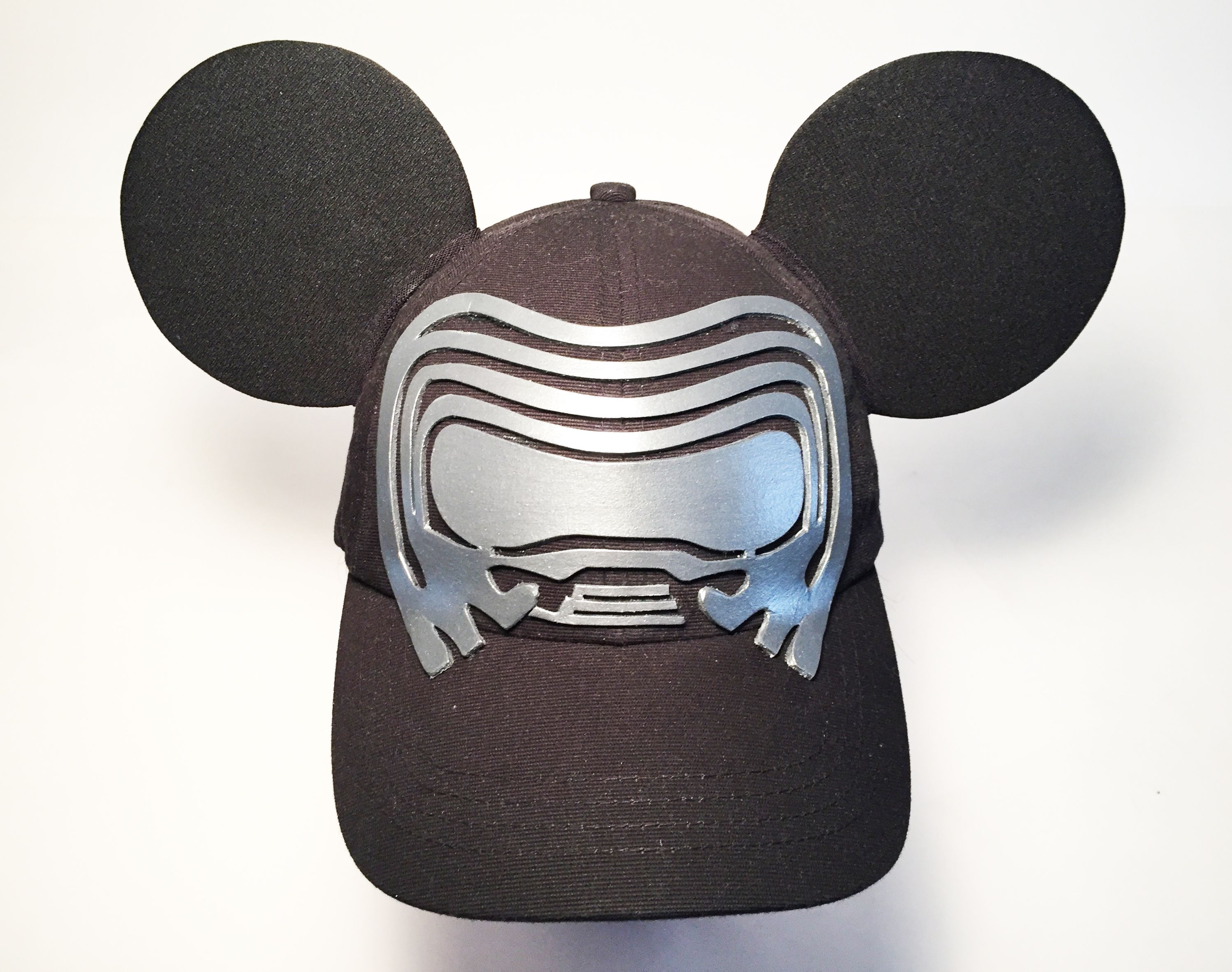 Kylo Ren Inspired Mickey Ear Hat Since My Great Nephew