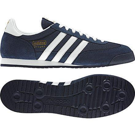adidas dragon bleu navy