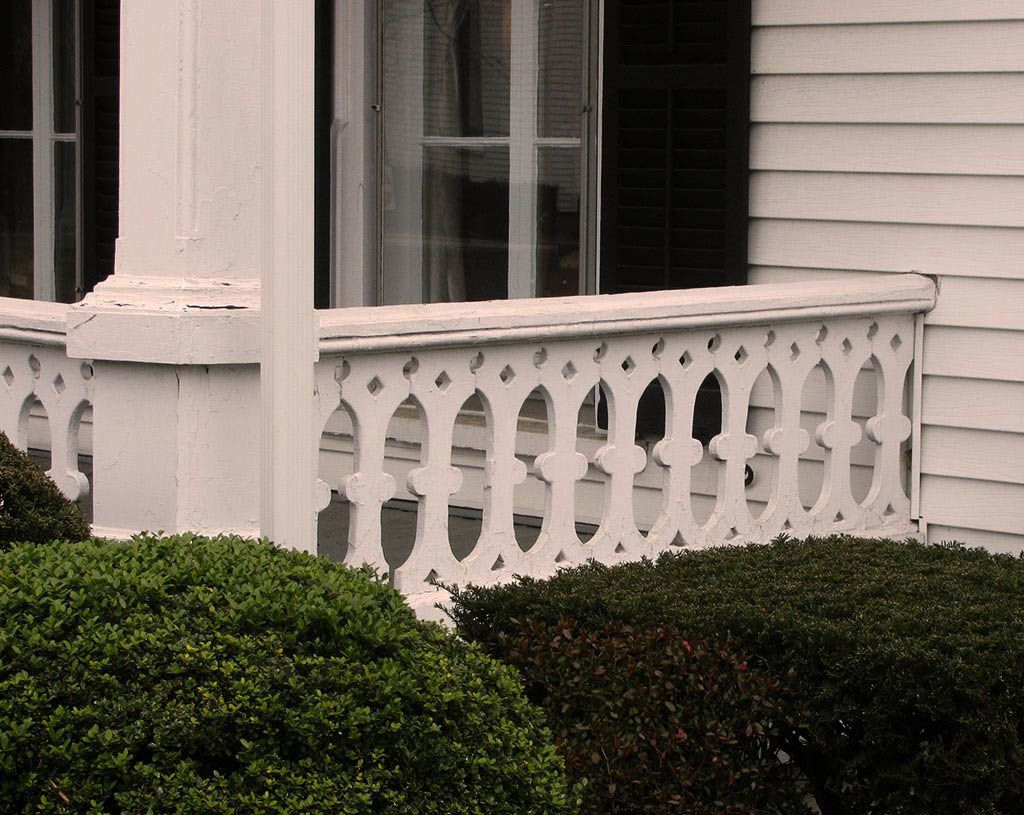 Porch Barrier Tips And Also How To Develop A Deck Railing Porch Railing Designs Front Porch Design Porch Railing