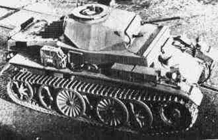 Рanzer i ausf c armored vehicles military vehicles