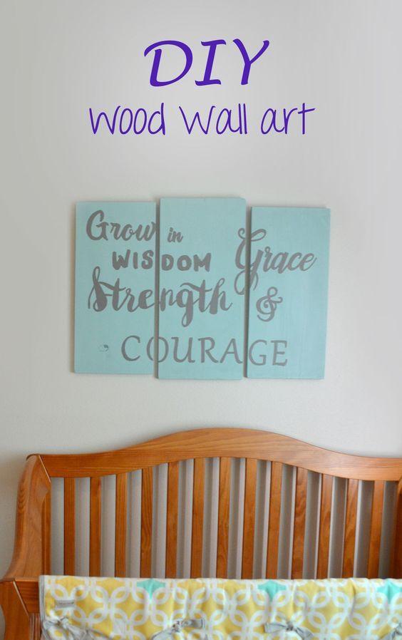 Genius Kids Bedroom Solutions Diy Wood Wall Fun Diy And Diy Wood
