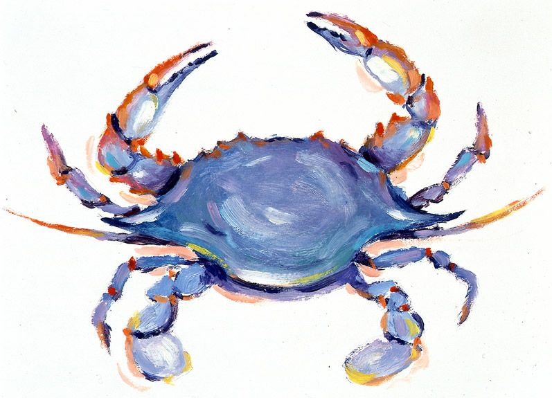 for Maryland crab tattoo