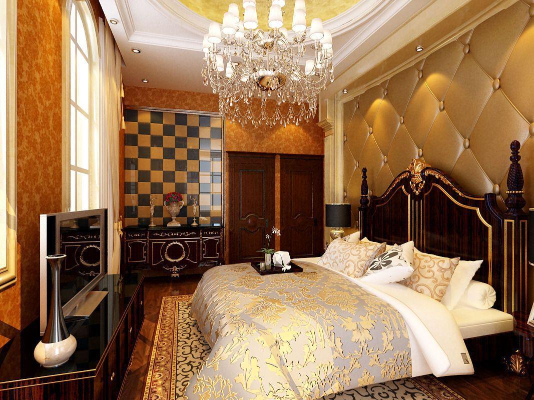 Realistic Interior Design 48 3D Model .max