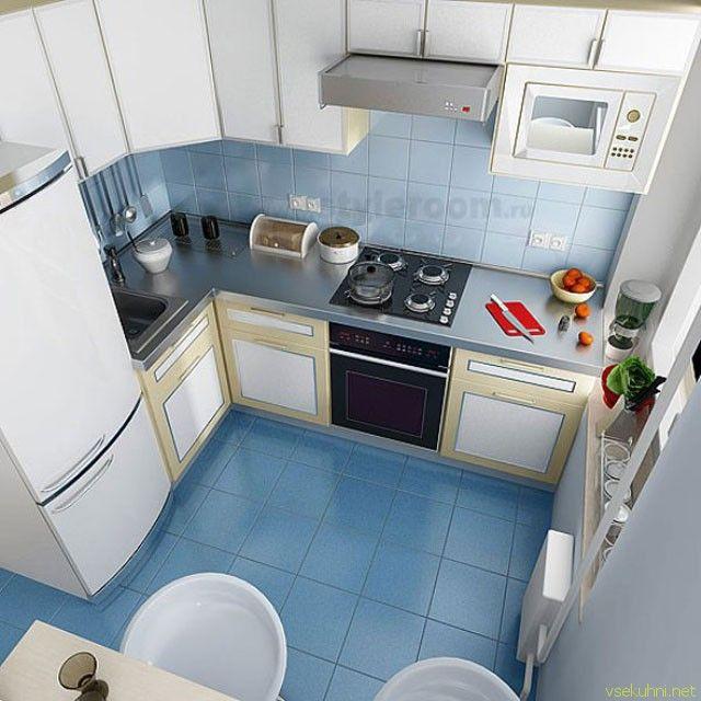 кухни маленькие в хрущевке фото