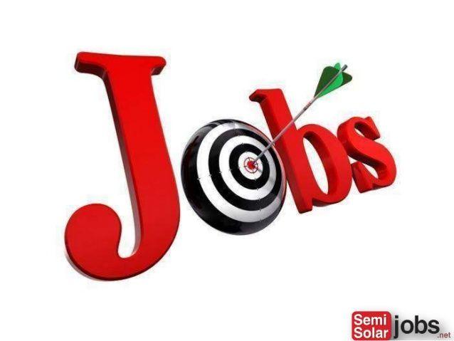 Job Offer By Semisolarjobs Job Search Websites