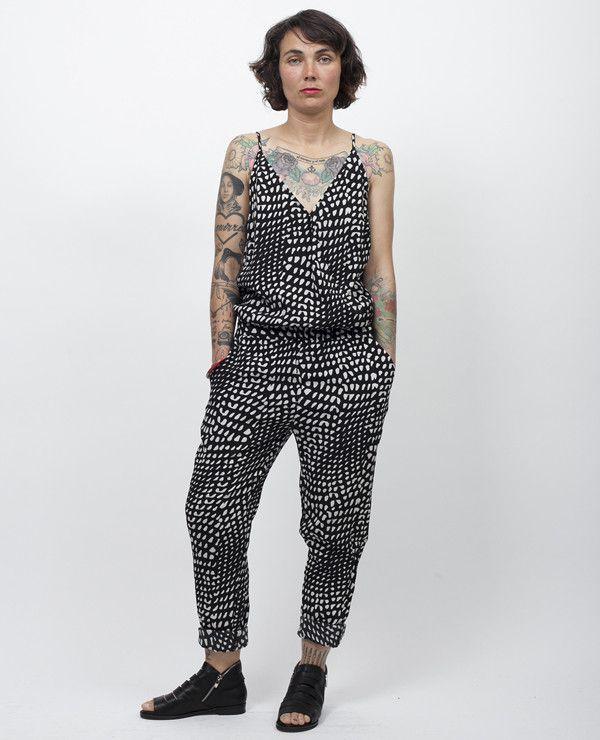 Second Female Emel Jumpsuit - Black