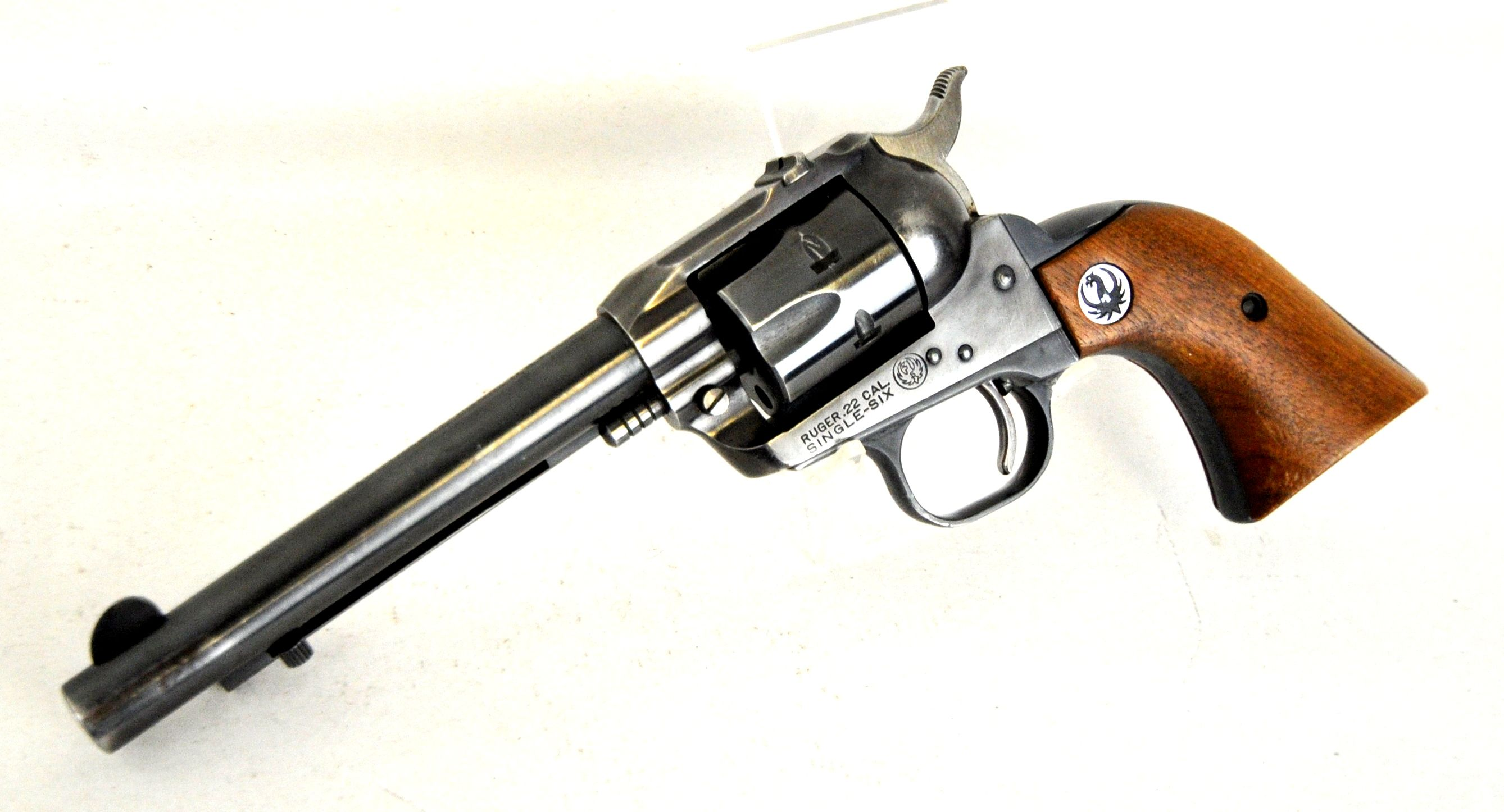 Ruger Single-Six Old Model  22  The Single-Six from Ruger was their