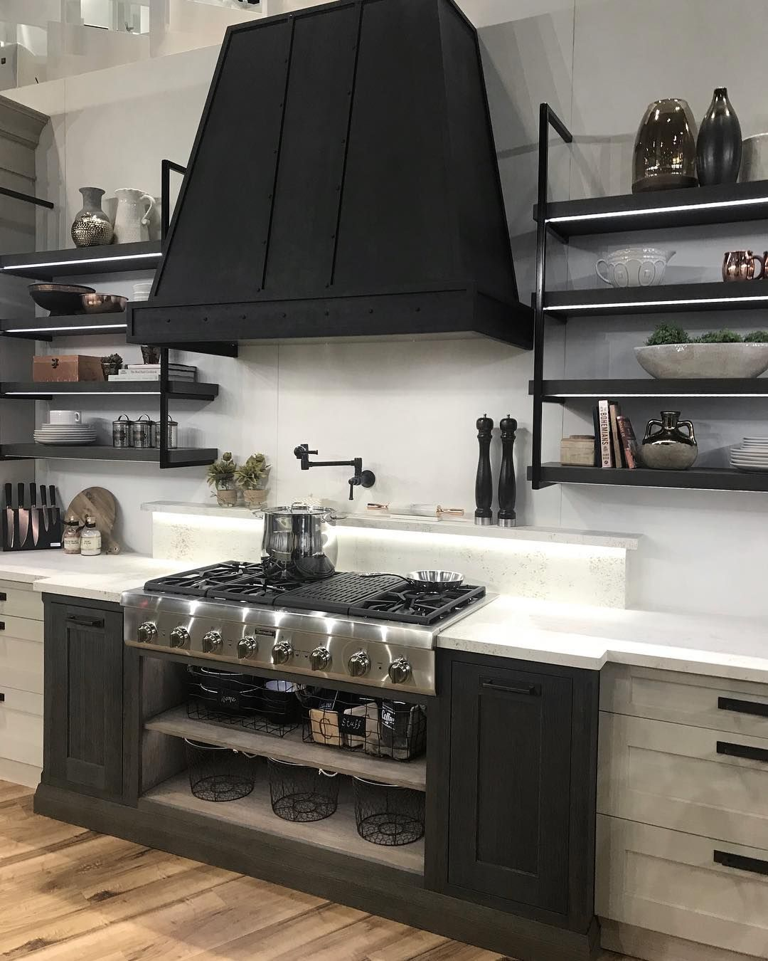 Cabico Cabinetry Booth At Kbis 2018 Kitchen Cabinet Trends Kitchen Design Trends Kitchen Trends
