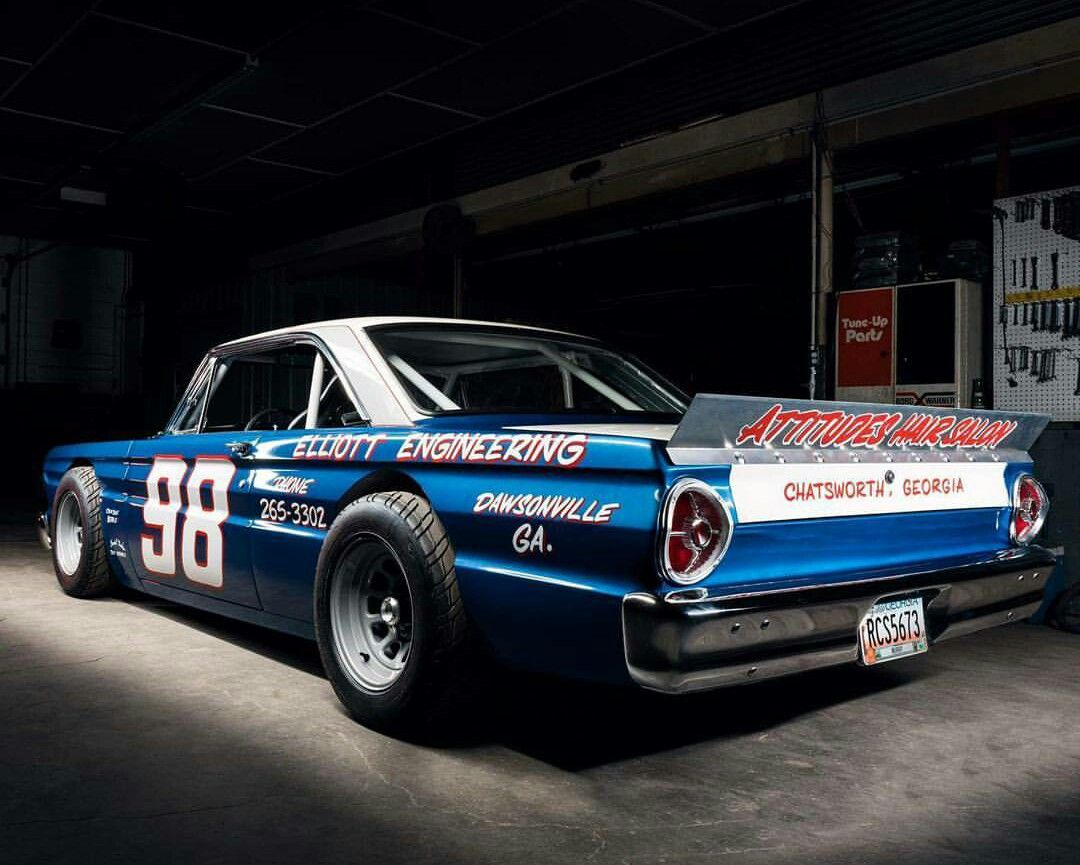 Falcon With Images Race Cars Nascar Cars Ford Falcon
