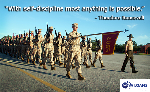 self discipline in the army