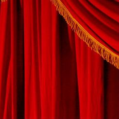 Theater Curtain With Images Stage Curtains Curtains Theatre