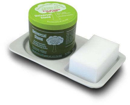 Zielinsky Universal Stone All-Purpose Polisher and Cleaner - Eco-Friendly, Non-Toxic, Natural - Green Building Supply