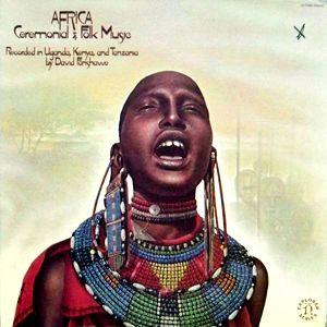 David Fanshawe - Africa - Ceremonial & Folk Music (Explorer Series) - LP