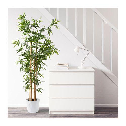 fejka plante artificielle en pot bambou 190 g o pinterest artificial plants plants et. Black Bedroom Furniture Sets. Home Design Ideas