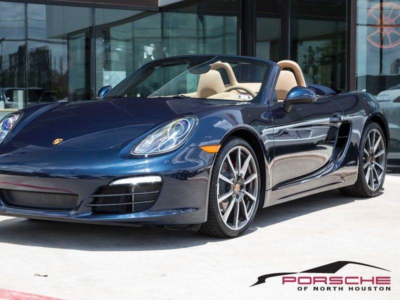 Porsche of North Houston. Porsche, Porsche boxster