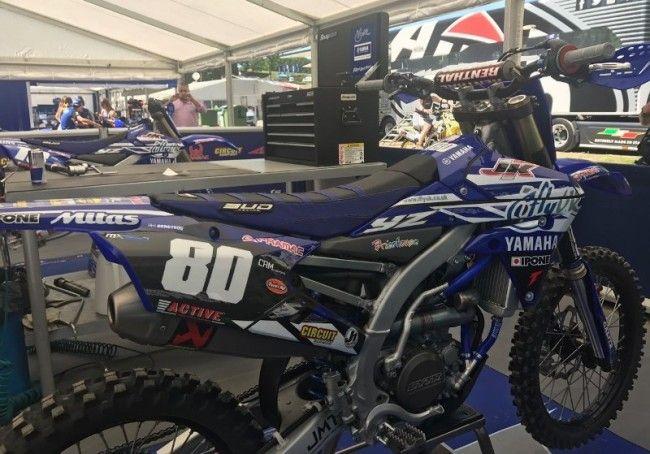 Questo #Weekend saremo ospiti del team JK Racing a Ottobiano per la MXGP :)