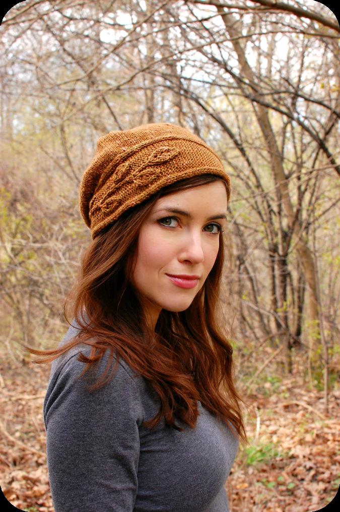 Never Not Knitting: Sprig Cloche