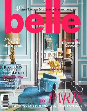Belle April 2016 Magazines Realconnections Interiors Design