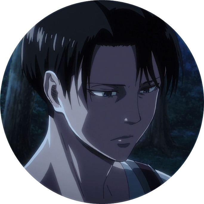 Levi Ackerman Icons Tumblr Anime Attack On Titan Levi Levi Ackerman