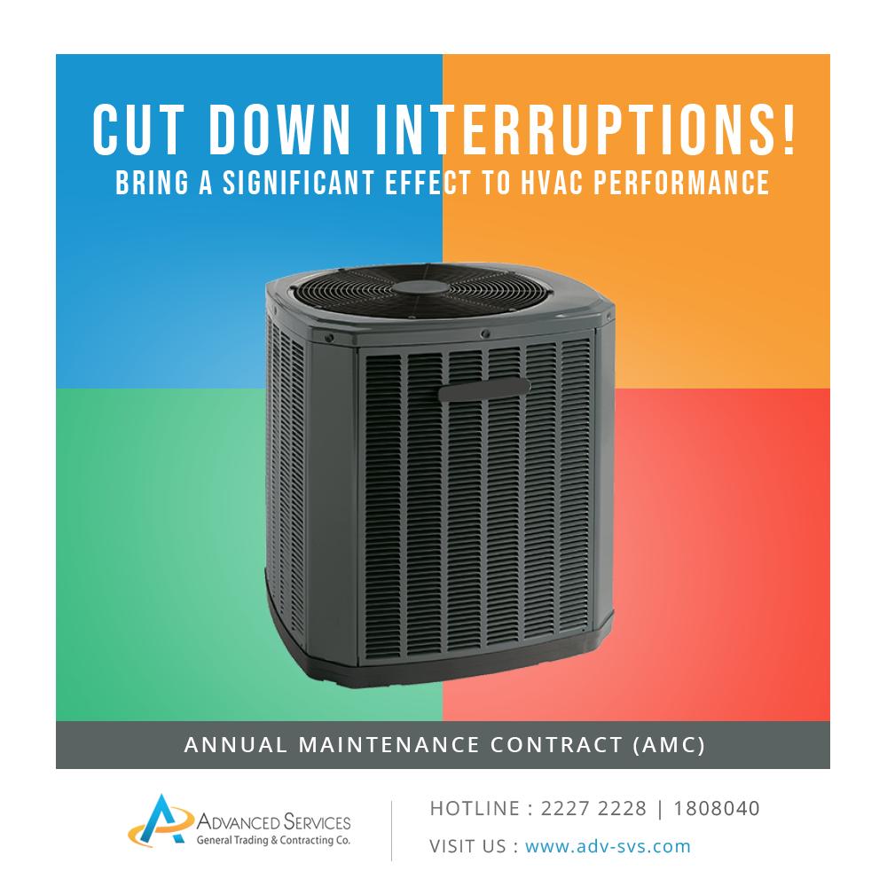 Advanced Services for best HVAC Maintenance in Kuwait
