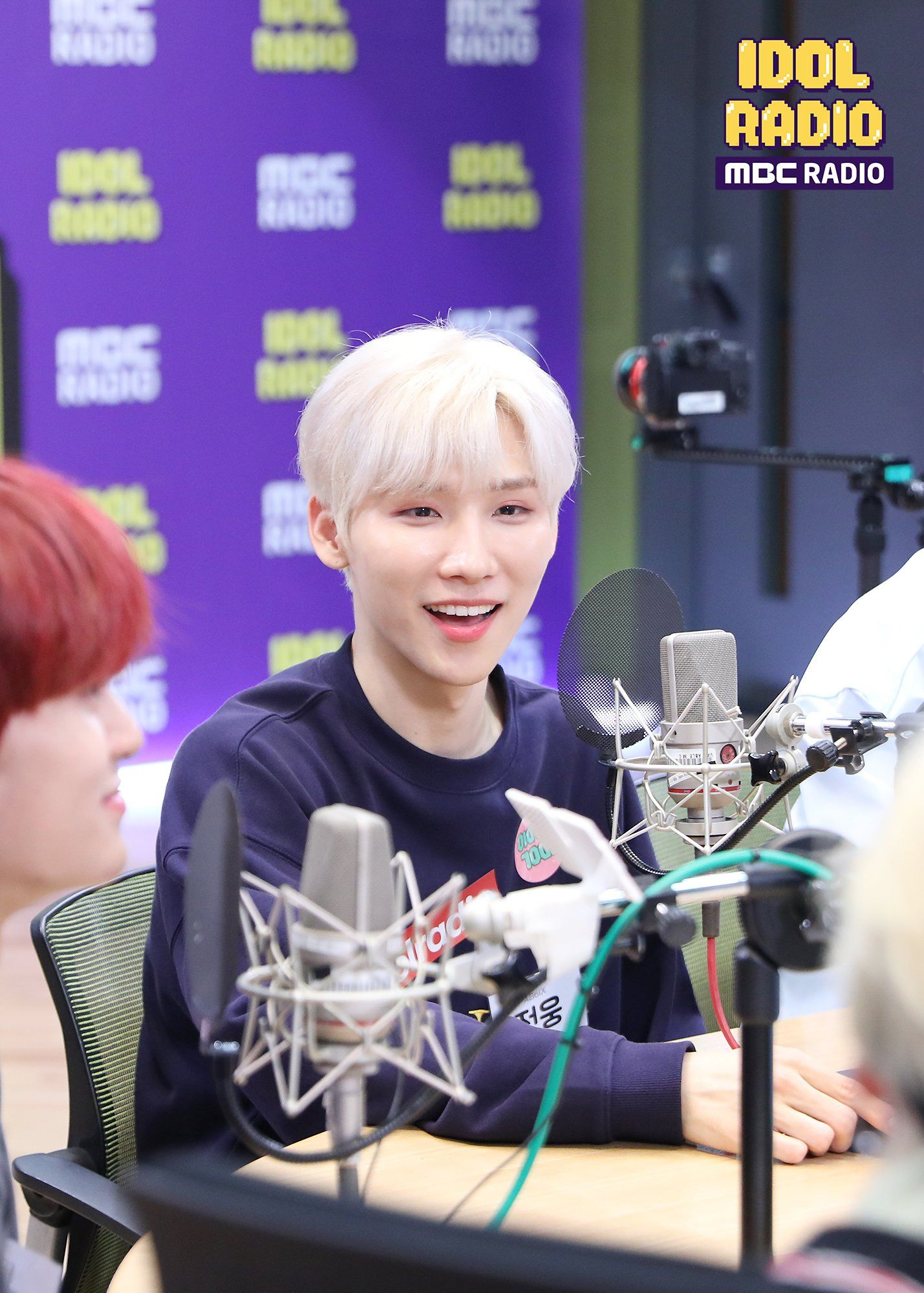 [PHOTO] Idol Radio with AB6IX 190523 ©idolradiokorea