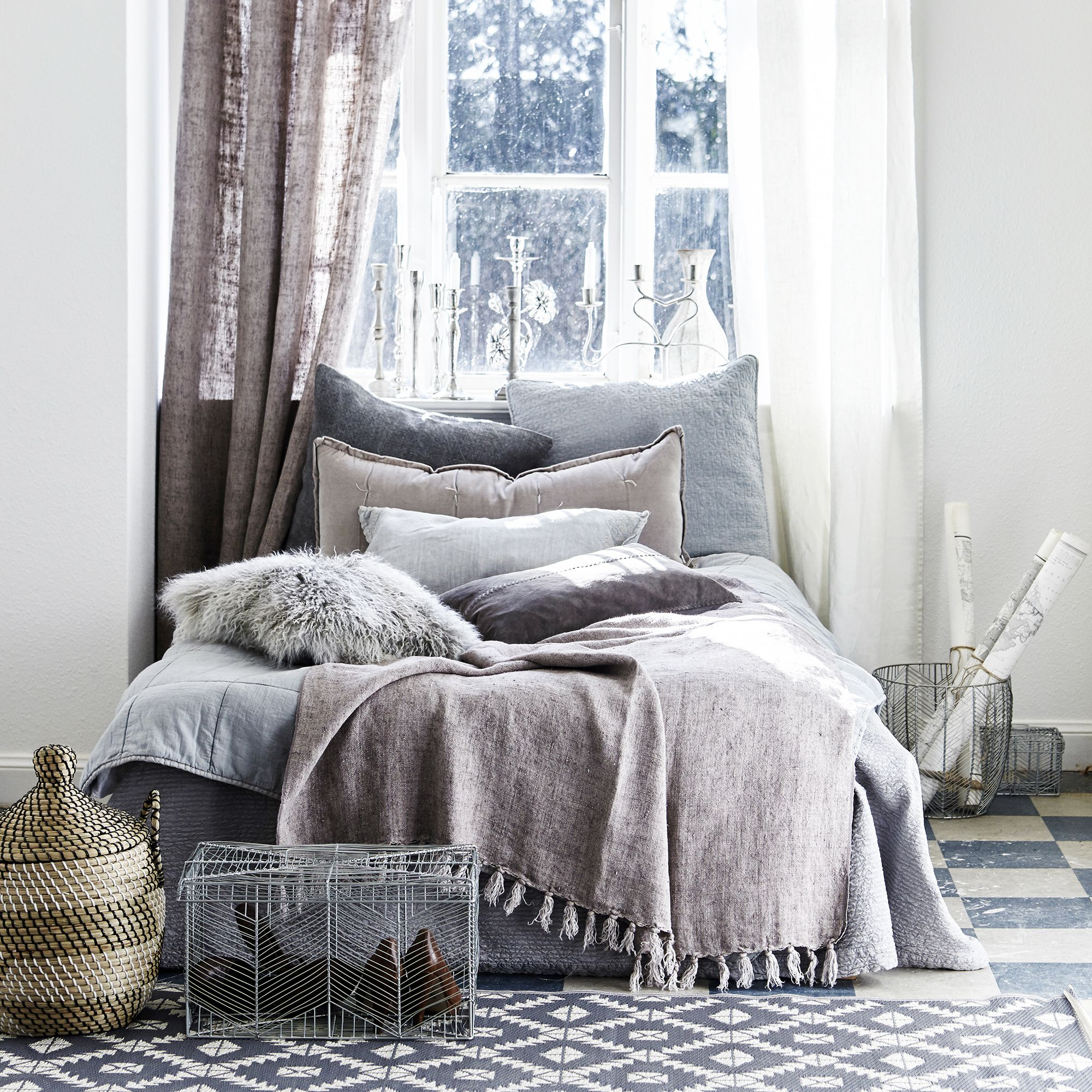 Bedroom by lene bjerre aw home decor pinterest bedrooms and